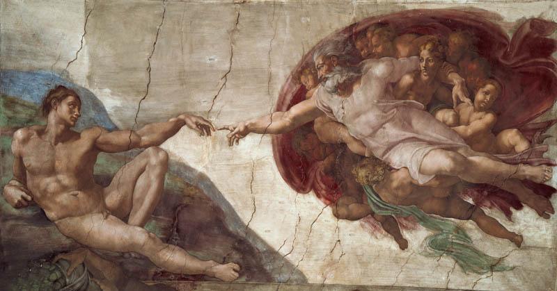 Фрески за стени и тавани