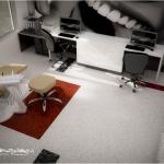 Зъболекарски кабинет, Равда – безопасна настилка ALTRO